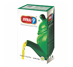 JIVRAJ 9 PREMIUM GREEN TEA