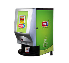 Jivraj 9 Tea Vending Machine