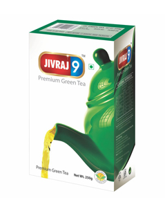 Jivraj 9 Premium Green Leaf Tea