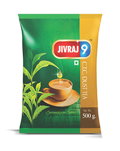 Jivraj 9 Dust Tea